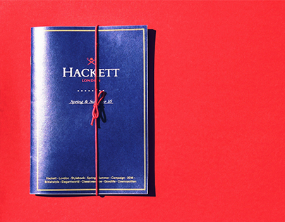 Hackett Stylebook