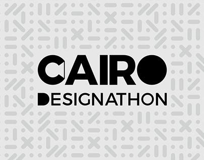 Cairo Designathon Visual Identity