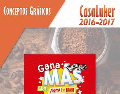 CasaLuker 2016-17