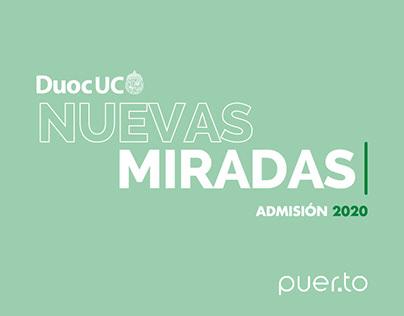Duoc UC 2020 - Nuevas Miradas