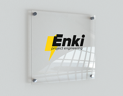 ENKI logo creation
