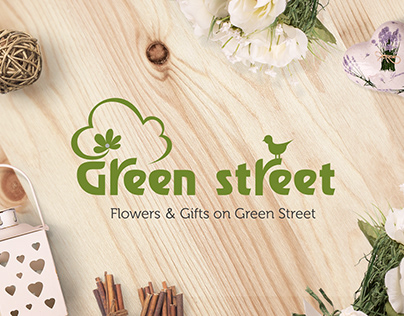Green Street - Flowers and gift shop