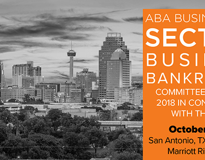 2018 ABA Business Bankruptcy Committee Meeting