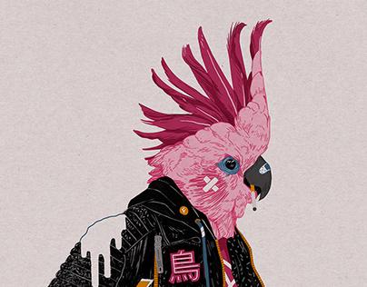Polly Wanna Smacker?