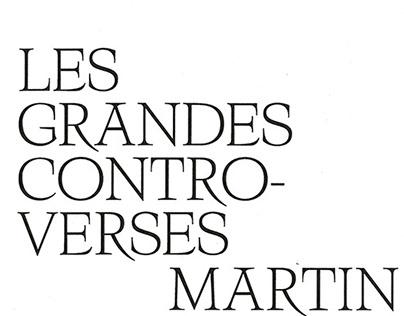 LES GRANDES CONTROVERSES