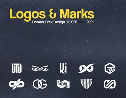 Logos & Marks Collection 2020/2021