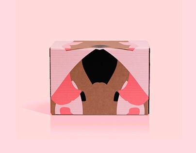 Experiential webshop packagings ı Scintilla