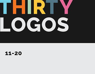 Thirty Logos 11-20