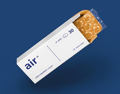 Air is Medicine.