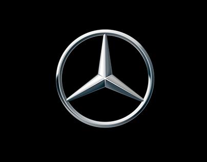 Mercedes Benz - Social Media Post