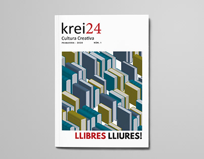 Magazine Krei24|Cutura Creativa [Catalan]