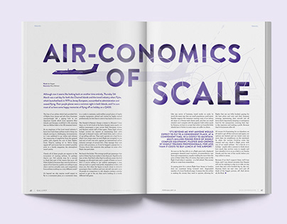 Air-conomics of Scale