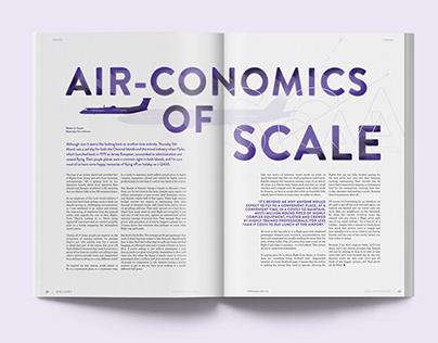 Air-conomics of Scale