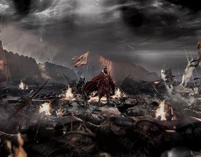 遊戲宣傳影片設計|三國-意境劇情-Mobile Game Publicity Film Design