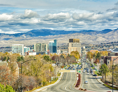 Boise - The Capital of Idaho