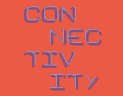 Connectivity   Typeface   Specimen Book