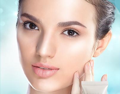 Rivera Beauty Care Cosmetics - Print Ads