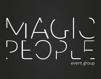 Magic People LOGO