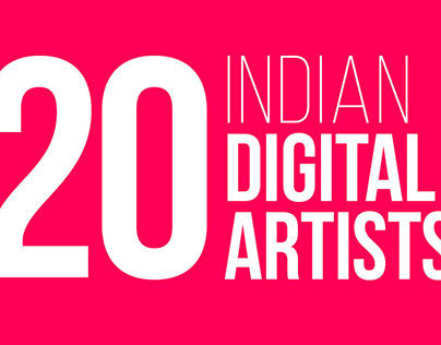 20 Best Indian Digital Artists to be Inspired From!