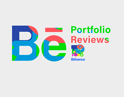 Attending a local Bēhance portfolio review.
