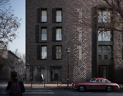 New 12 Housing   Studio Petra