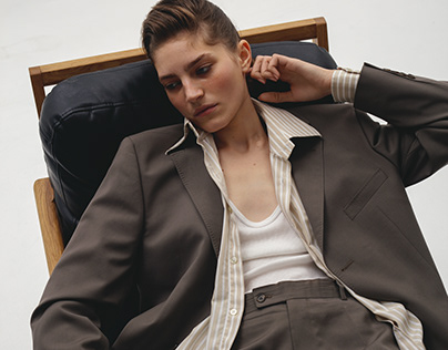 Masculine for Harpers Bazaar Ukraine online