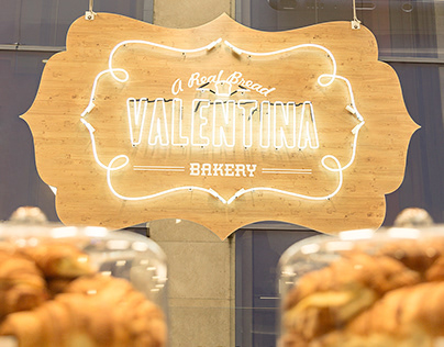 VALENTINA BAKERY / Diseño Restaurante