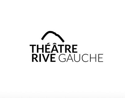 Webdesign - Théâtre Rive Gauche
