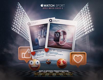 Social Media (( Apple ))