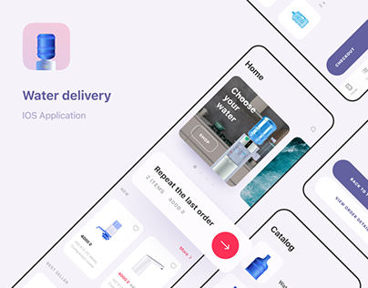 Water Delivery Mobile App