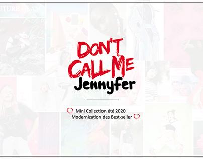 Test project for Jennyfer Brand