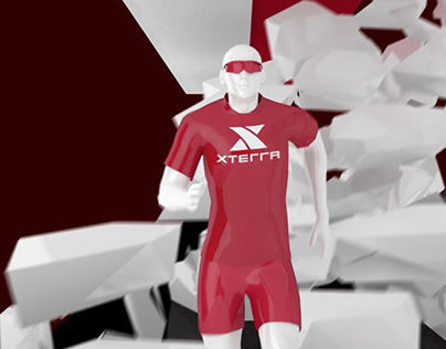 XTERRA 2017 Opening Motion Graphics Template