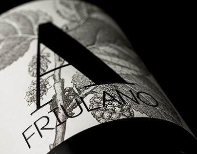 Amandum Wines Packaging Design