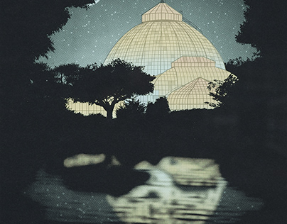 Belle Isle Screen Print