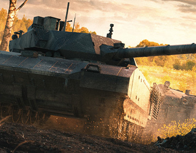 Armored Warfare - Spring dawn