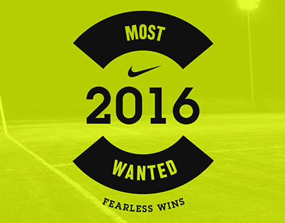 Nike Most Wanted