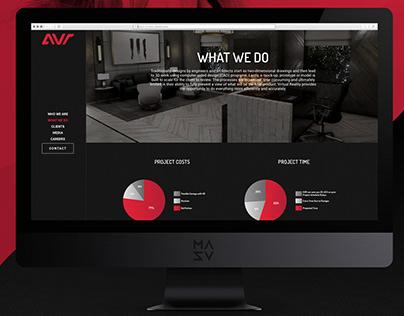 AVR - Webdesign