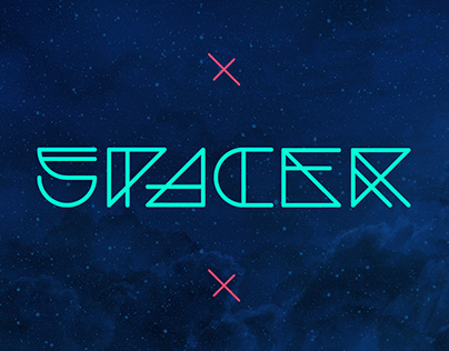 Spacer | Free Font
