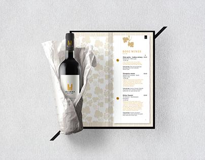 Restaurant Meteora Branding