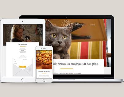 Le Café des Chats, Paris - Redesign