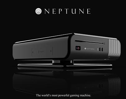 Concept   SEGA Neptune console v1.1
