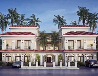 Private Villa in Qatar