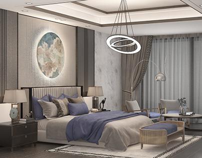 Master Bedroom In Istanbul