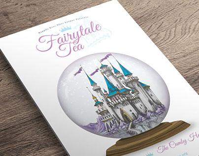 HEAL Fairytale Tea Brand Identity
