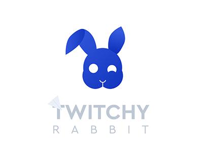 Thirty Logo Challenge: Twitchy Rabbit