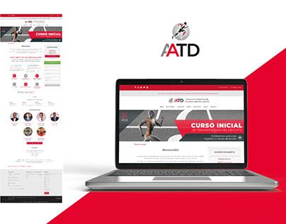 AATD - Landing Page