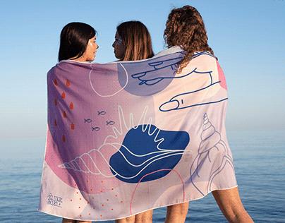 Ilustración Textil