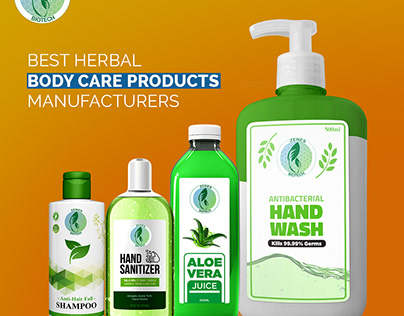 Best Herbal Body Care Products Manufacturers