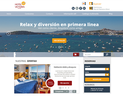 Hotel Victoria Ibiza