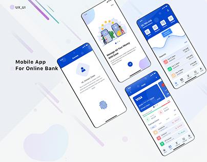 Mobile Bank App